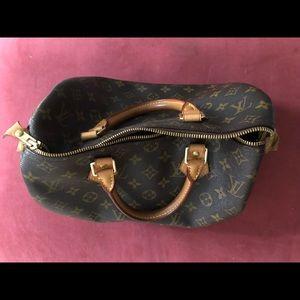 Handbags - LV Speedy 850